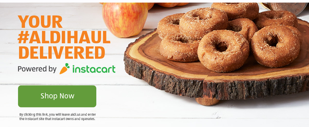 Grocery Delivery. Amazing products at low prices delivered to your door. Powered by Instacart. Shop Now.